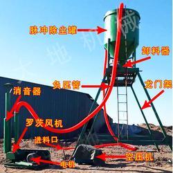 真空负压吸送机-真空负压吸送机-大地机械生产厂家(查看)图片