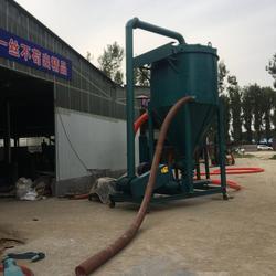水泥粉气力输送机多少钱-气力输送机-大地机械生产厂家(查看)图片
