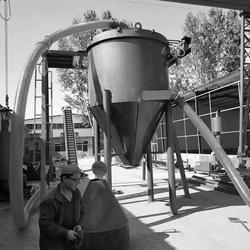 气力输送机-脉冲除尘气力输送机厂家-大地机械图片