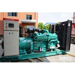 1500KW康明斯马拉松集装箱式静音柴油发电机组机组配置图片
