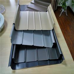 直立锁边65-430铝镁锰板0.9mm厚图片