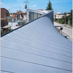 25-430钛锌板金属屋面系统图片
