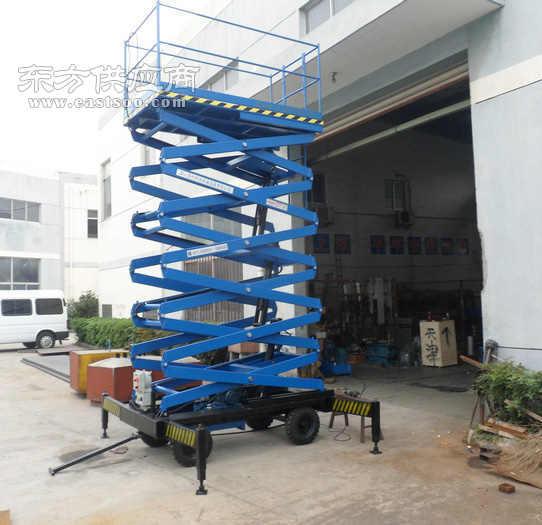 剪叉式高空作业平台厂家-想买好的剪叉式升降平台就来许昌登高机械图片