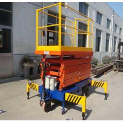 移动高空作业平台-许昌登高机械提供销量好的移动高空作业平台图片