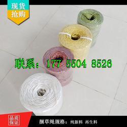 打捆绳 捆草绳 塑料绳 打包绳图片