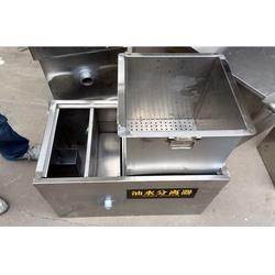 餐馆废水隔油池维护使用方法,提高效率图片