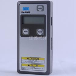 日本 ORC 紫外线照度计UV-M03A 日本原装进口图片