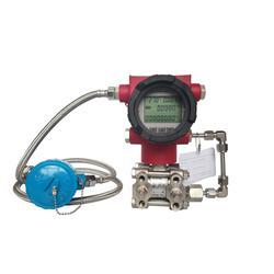 多参量变送器 温压补偿一体化智能流量变送器 一体化差压变送器图片