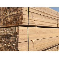 生產鐵杉建筑木材-鐵杉建筑木材-日照博勝木材廠家圖片