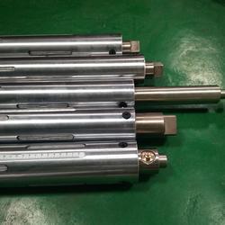 榮旺快速維修板式氣脹軸鍵條式 氣脹軸膨脹軸圖片