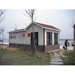 室外移动厕所环保工地环卫景区移动厕所直销图片