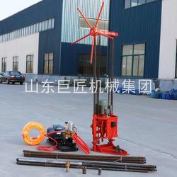 巨匠供应qz-2a 30米野外钻探机 小型岩芯取样钻机图片