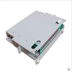 19英寸机柜 48芯ODF单元箱48芯 ODF网络配线箱图片