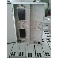 供应144芯 光缆分纤箱 钣金配线箱 光纤分线箱 光分配箱图片