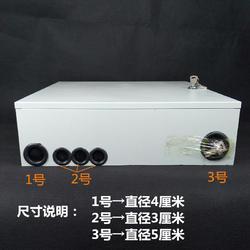 光纤分纤箱 产品型号 LZ-PLC图片