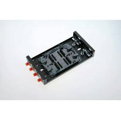 4口FC尾纤盒光纤终端盒光缆保护盒墙壁挂式图片