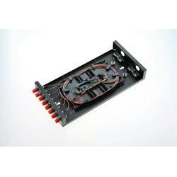 8口SC/FC/ST满配光纤终端盒光缆尾纤熔接盒图片