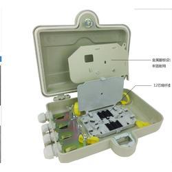 供应SMC1分16芯分纤箱分光箱图片