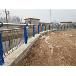 安阳不锈钢复合管护栏-山东飞龙桥梁防撞护栏图片