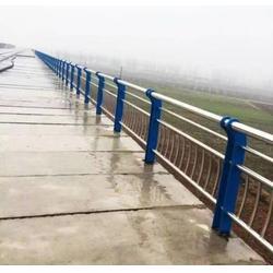 山东飞龙桥梁防撞护栏-秦皇岛不锈钢复合管栏杆图片