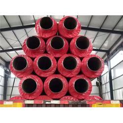 工业用聚氨酯保温钢管现货图片