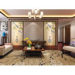 设计有质感的床头背景墙-有背板设计图片