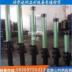 液压支柱 DW12单体液压支柱悬浮式单体液压支柱图片