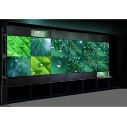 黄冈液晶拼接屏-大视界显示技术-液晶拼接屏安装图片