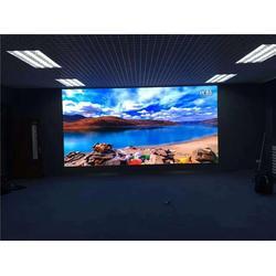 洪山区LED显示屏-武汉大视界-P4全彩LED显示屏图片