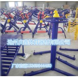 户外健身路径器材庆鑫体育器材因为专注所以专业图片