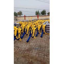 安全可靠的健身器材厂家健身路径器材实体厂家图片
