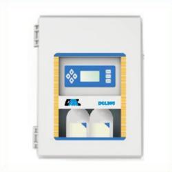 无人值守欧麦克DCL 390余氯分析仪(比色法)