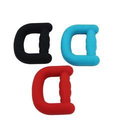 厂家直销定制硅胶握力圈环保康复握力圈手指训练图片