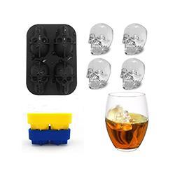 夏季礼品定制四孔圆球硅胶冰格四合一硅胶冰球模定做冰格