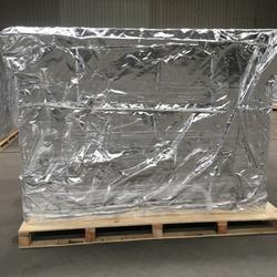 鍍鋁鋁箔編織布立體袋圖片