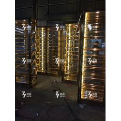 不锈钢酒柜生产-臻瀚金属-抚州不锈钢酒柜图片