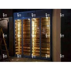 臻瀚金属 不锈钢酒柜公司-张掖不锈钢酒柜图片