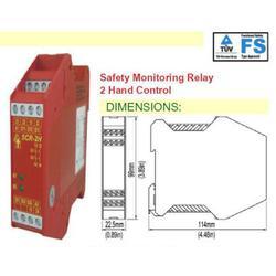 SR106ED继电器-STI安全继电器-LHS立宏整体安全解决方案图片