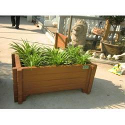 福建仿木花箱供应-供应泉州优良的仿木花箱价格