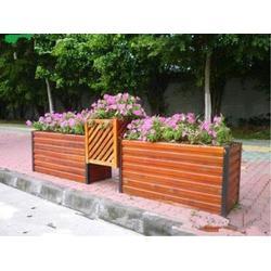 福建口碑好的仿木花箱供应 泉州仿木花箱厂家直销图片