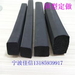 供应三元乙丙 防火耐磨橡胶密封条图片