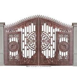 铸铝门厂家-辽宁耐用的铸铝门供应图片