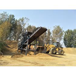 亚硕重工 量大从优 80型号滚筒筛沙机-梅州滚筒筛沙机图片