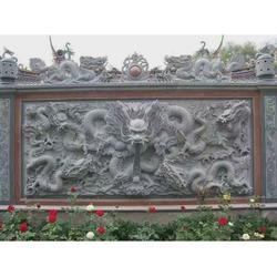 兰州石雕刻字-白银哪家奇石加工厂好图片