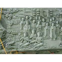 甘肃石雕刻字-白银哪家石雕加工厂好图片