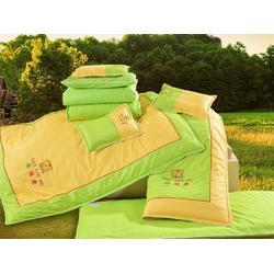泰州幼儿园棉被-山东优惠的睿洋家纺幼儿园三件套品牌图片