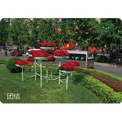 立体景观绿化设计-口碑好的立体景观绿化沈阳杰欣景观绿化工程提供图片