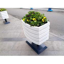 PVC花箱定做-来沈阳杰欣景观绿化工程,买优良的PVC花箱图片