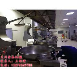 全自动食堂炒菜锅大型自动炒菜锅 可加工定制图片