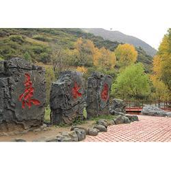 兰州园林景观施工-买专业的园林景观优选甘肃荣佳艺术景观工程图片